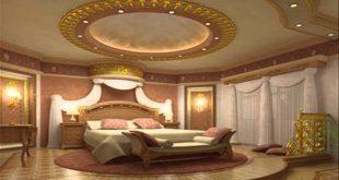 صورة اكسسوارات غرف النوم للعرائس , استقبال العروسين بابهي غرفة