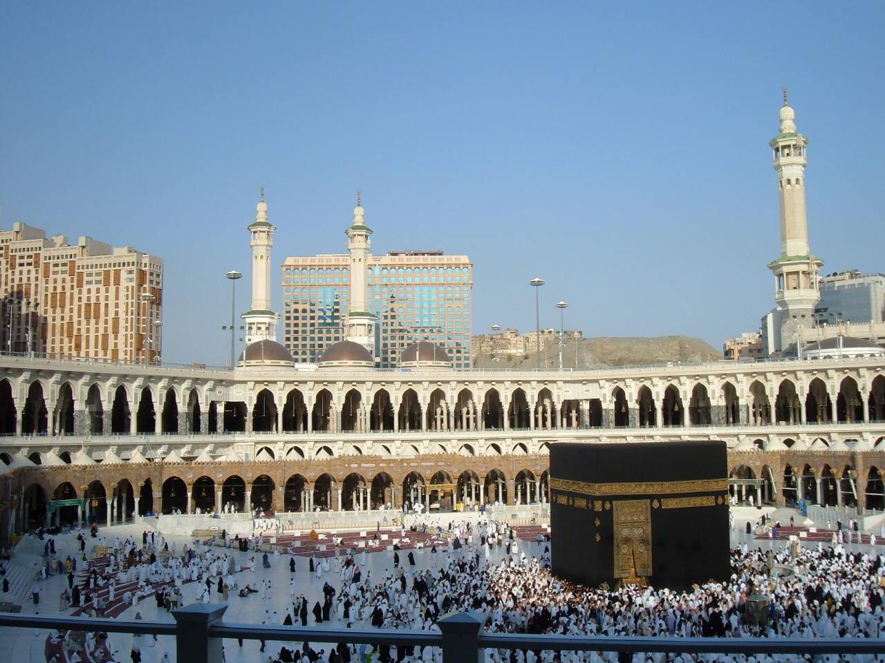 صور مكة hd , ابهي الصور لمكة المكرمة - حزن و الم