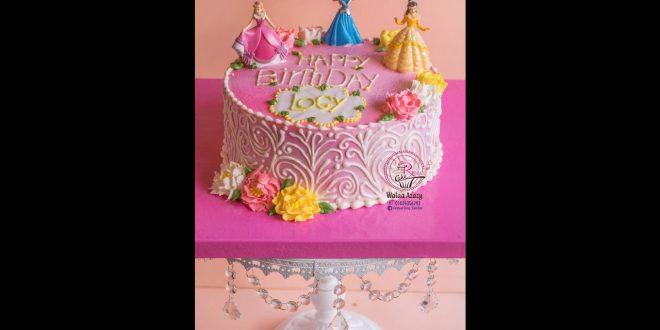 صورة الرسم على الكيك , اجمل رسوم على الكيكة