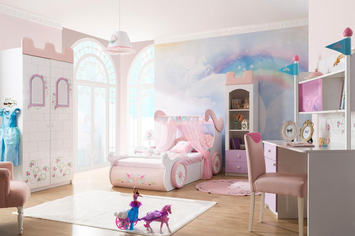 صورة غرف اطفال كامله , افضل غرف الاطفال