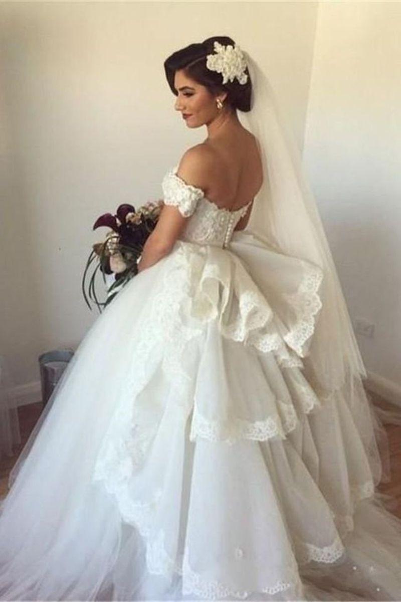 صورة صورة فساتين زفاف , اجمل فستين زفاف على الاطلاق