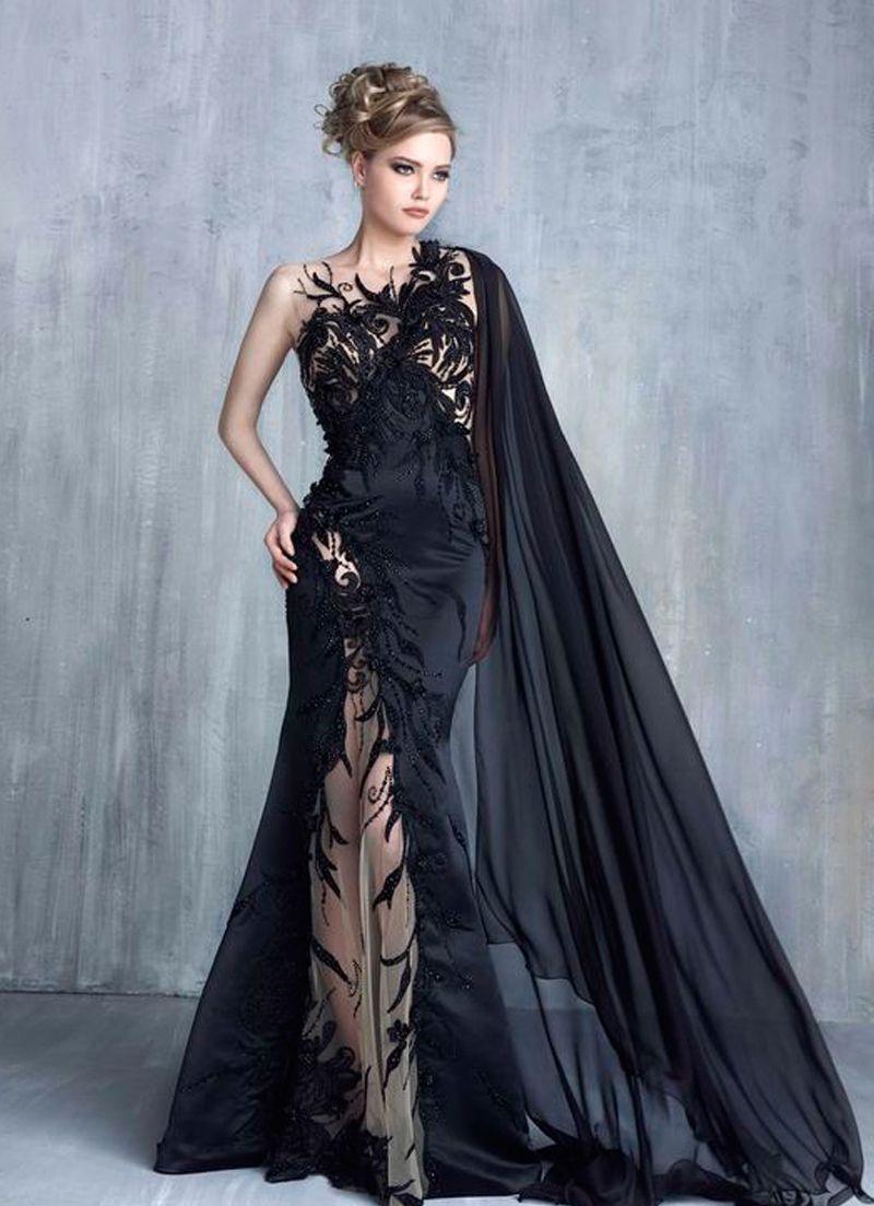 صورة صور اجمل فساتين سهره , تالقى باروع اطلالة بفساتين سهرة
