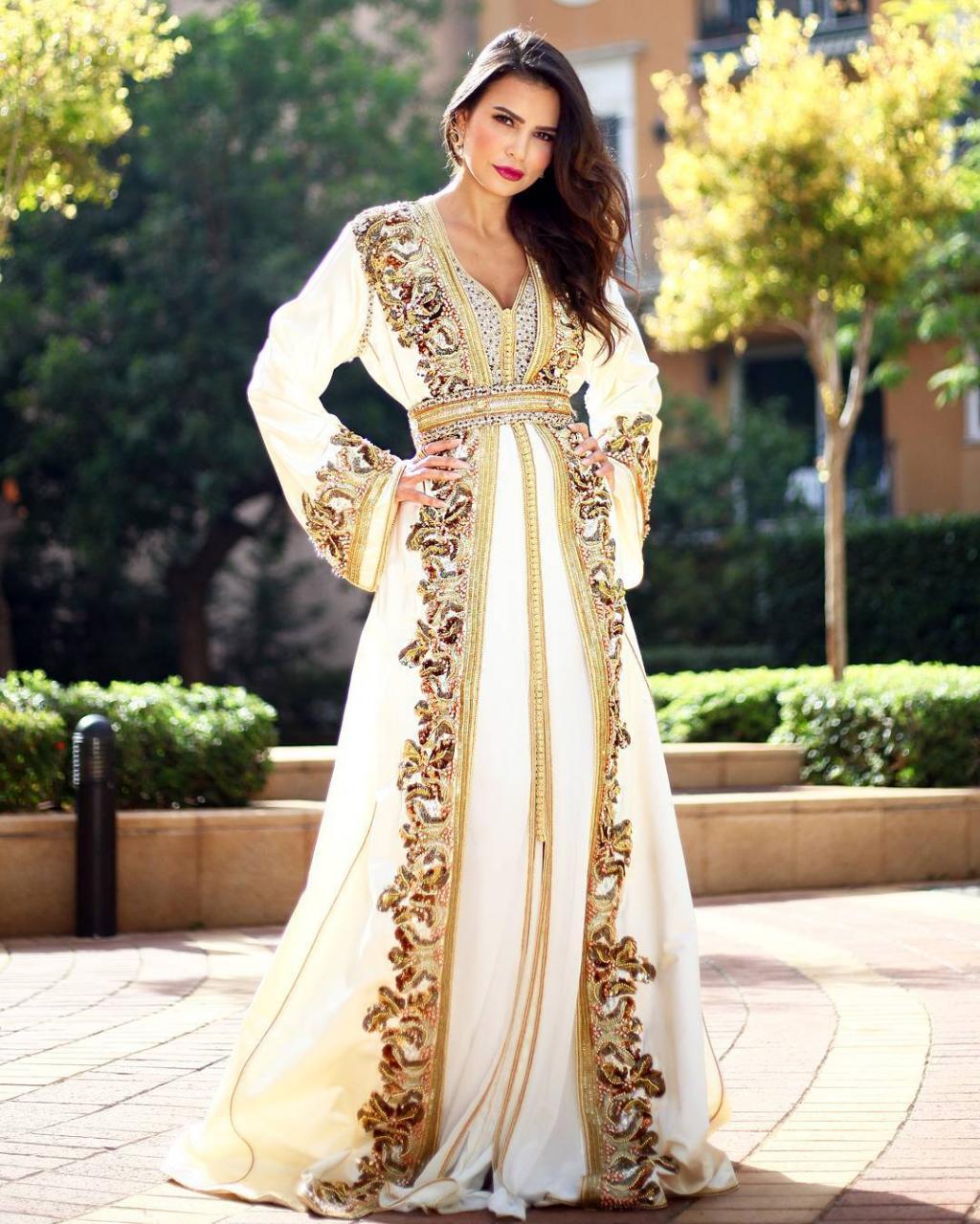 صورة اناقة مغربية الخياطة , خياطة موديلات مغربية قمة الاناقة والروعة
