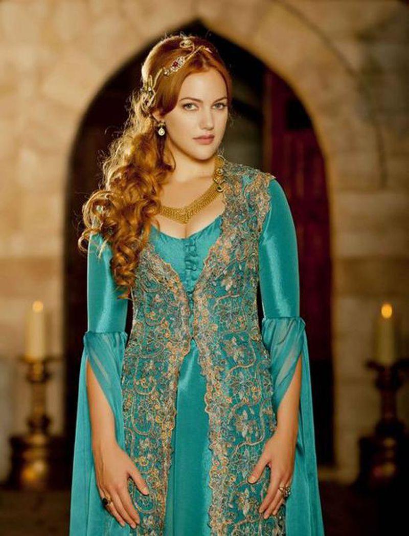 صورة ملابس حريم السلطان , موديلات نادرة من ازياء حريم السلطان 778 1