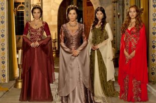 صورة ملابس حريم السلطان , موديلات نادرة من ازياء حريم السلطان