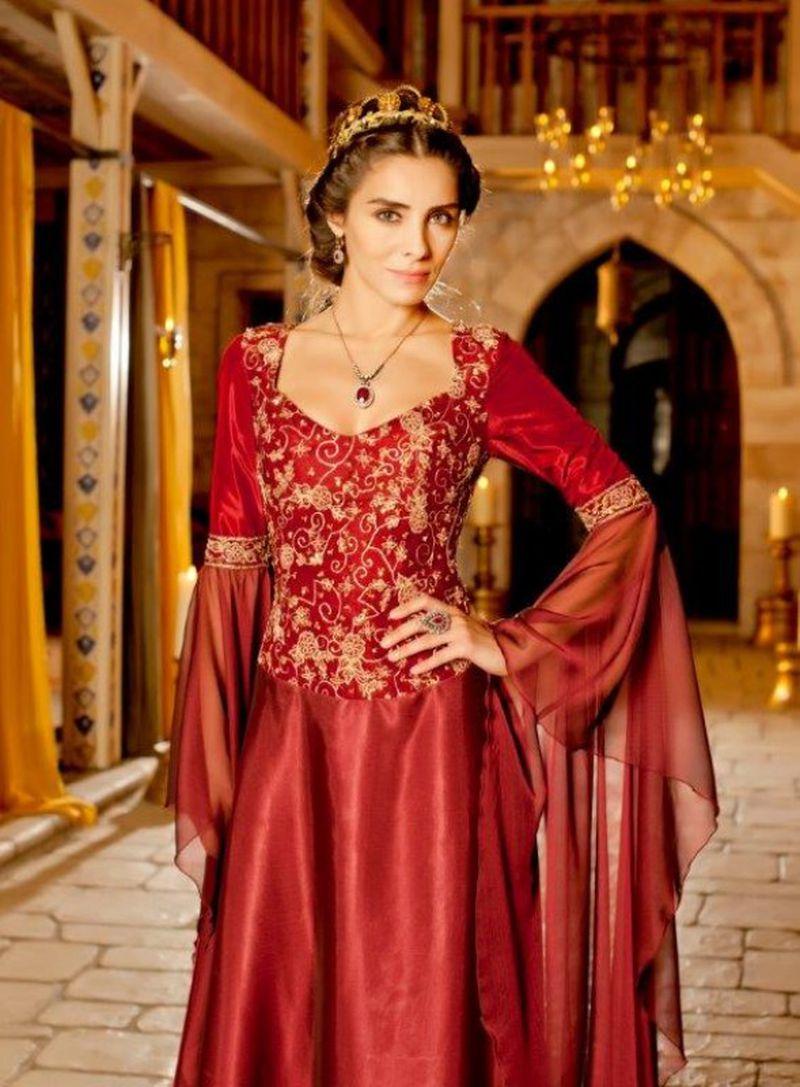 صورة ملابس حريم السلطان , موديلات نادرة من ازياء حريم السلطان 778 2