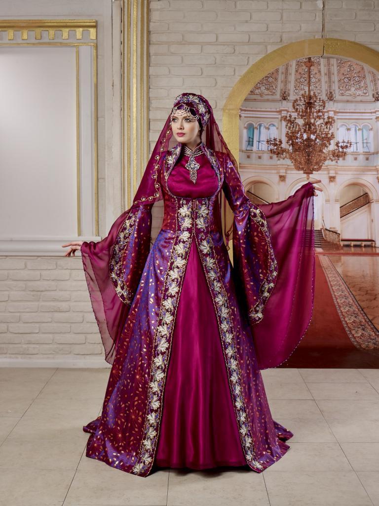 صورة ملابس حريم السلطان , موديلات نادرة من ازياء حريم السلطان 778 3