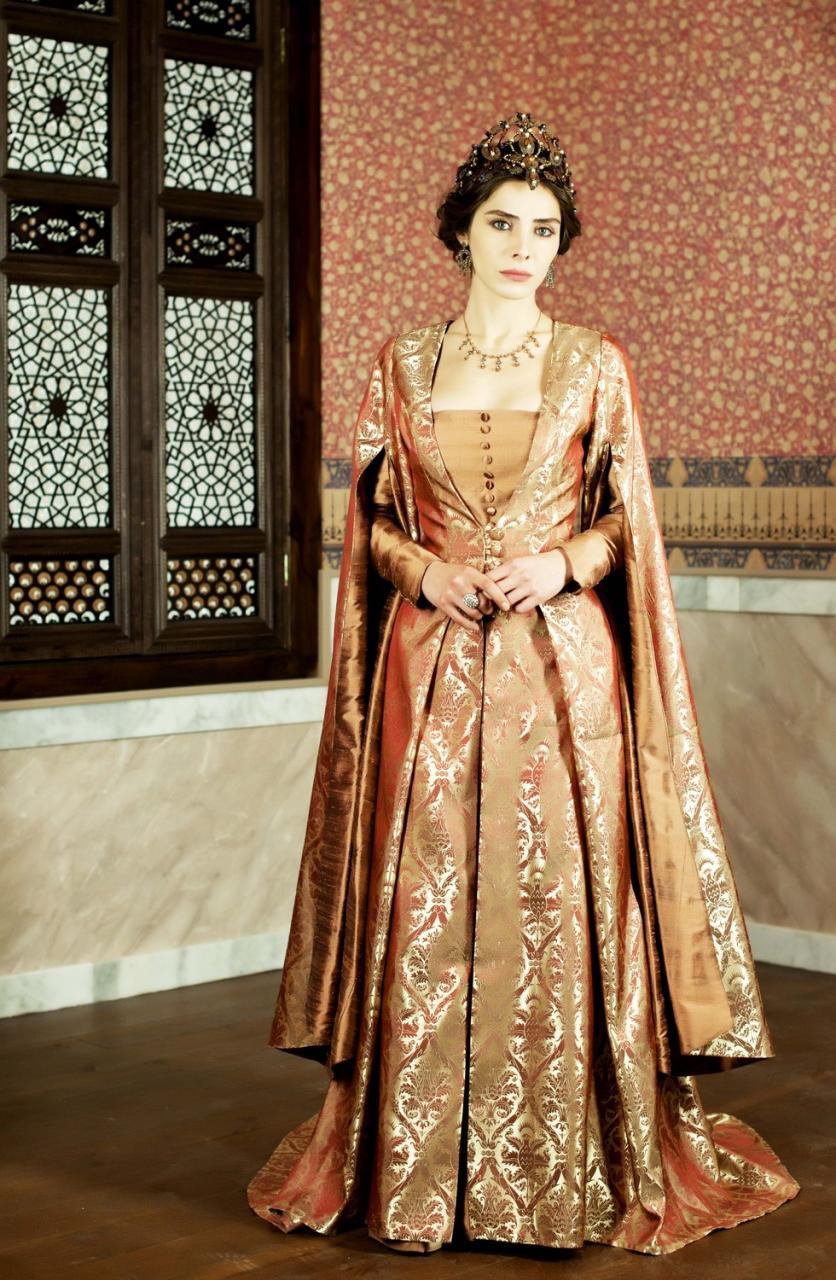 صورة ملابس حريم السلطان , موديلات نادرة من ازياء حريم السلطان 778 5