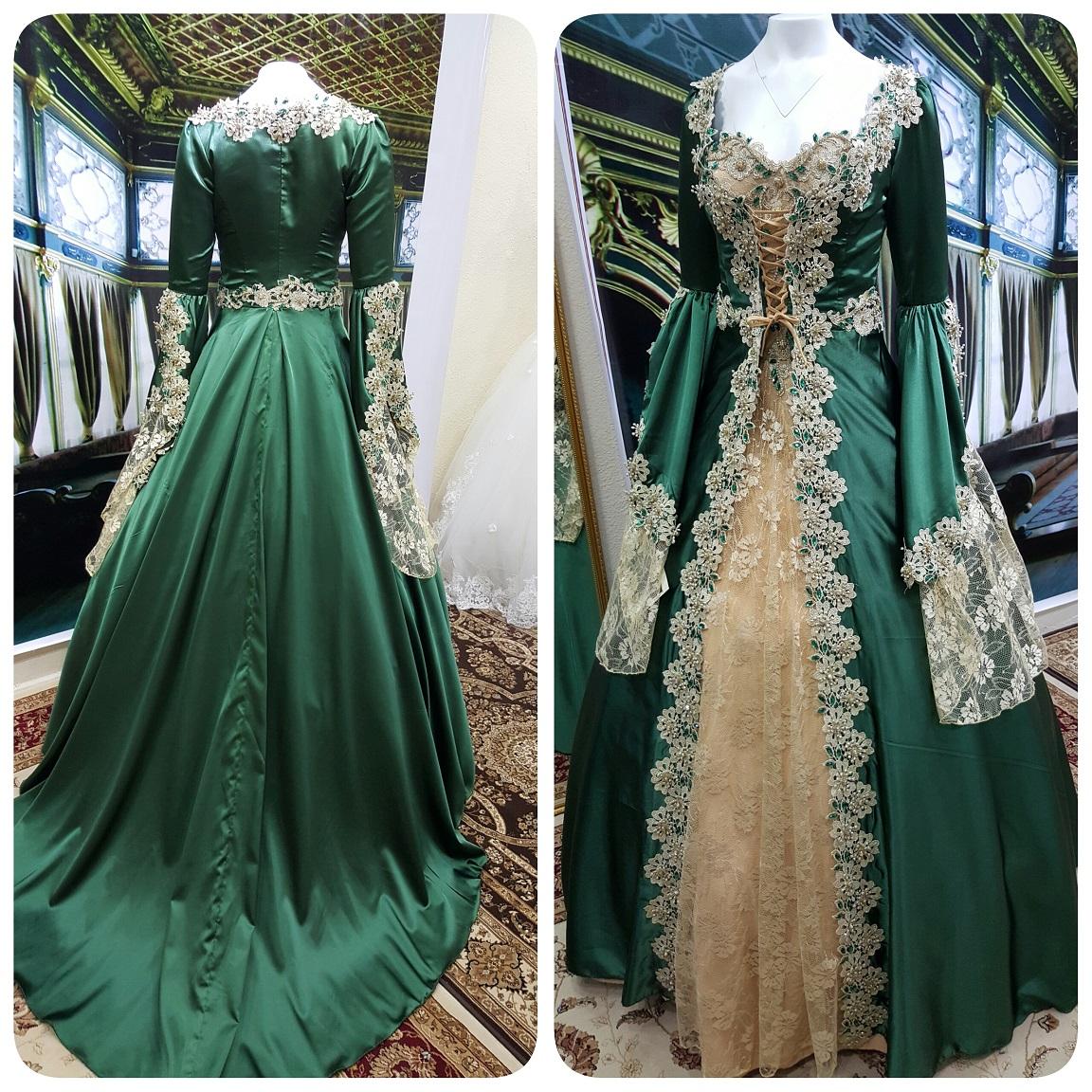 صورة ملابس حريم السلطان , موديلات نادرة من ازياء حريم السلطان 778 6
