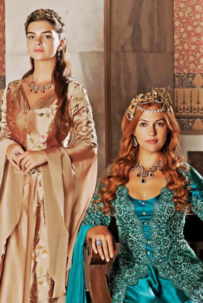 صورة ملابس حريم السلطان , موديلات نادرة من ازياء حريم السلطان 778 8
