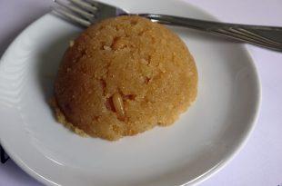صورة حلوى السميد التركيه , حلويات تركيه