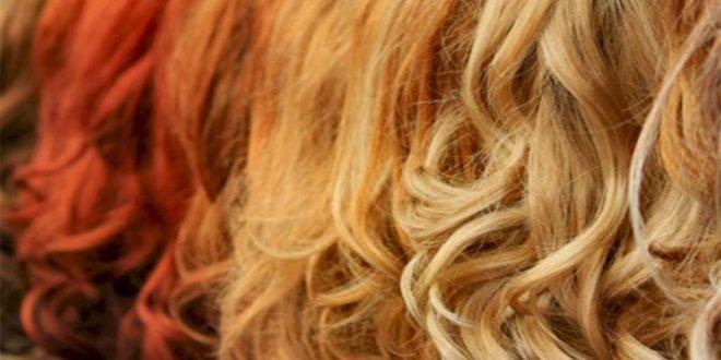 صورة تصحيح لون صبغة الشعر البرتقالي , تصحيحات الوان الصبغات