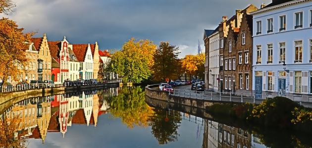 صورة معلومات عن بلجيكا , السياحة فى بلجيكا