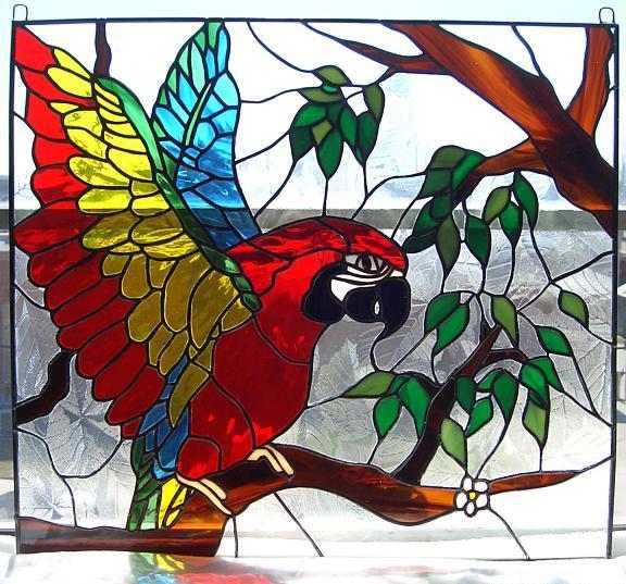 صورة تعلم الرسم على الزجاج خطوة بخطوة , الرسم على الزجاج وجماله