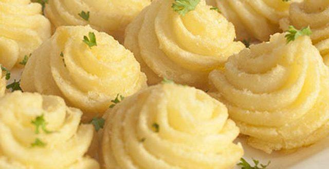 صورة عمل بطاطس مهروسة , وصفات شهية سهلة وبسيطة