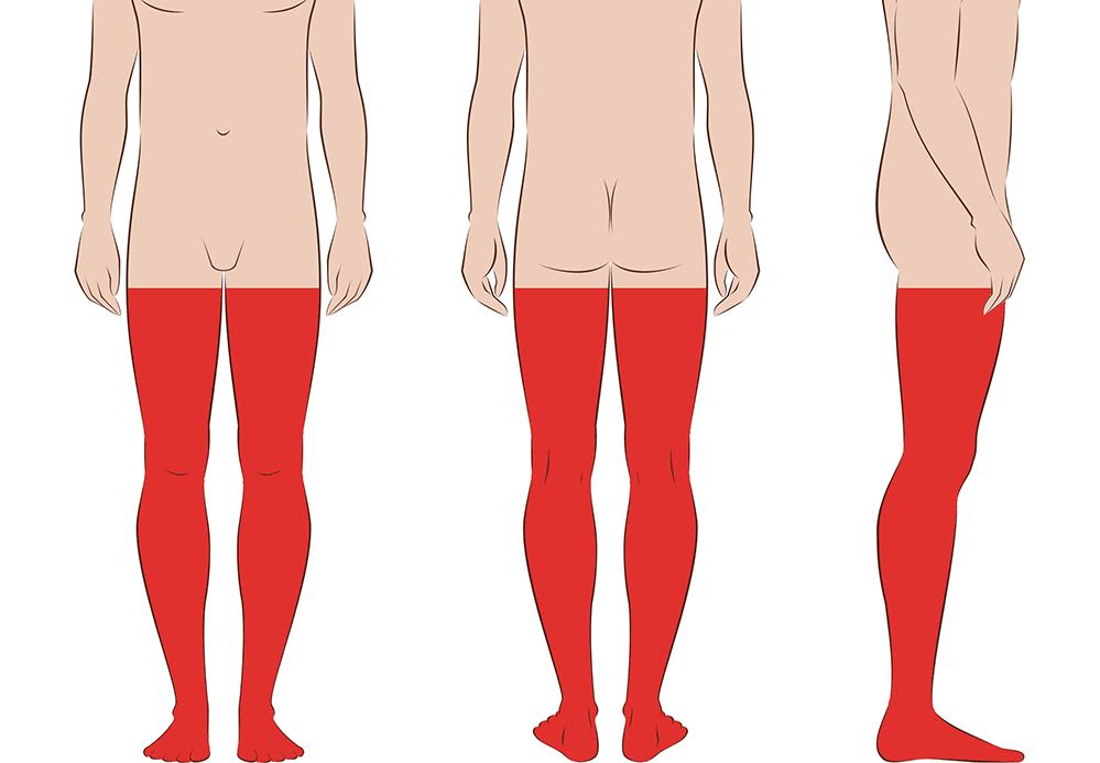 صورة طريقة تسمين الساقين , كيف تسمن ساقك بطريقة طبيعية وصحية