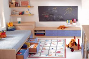 صورة غرف نوم اطفال حديثه , جميله وجذابه