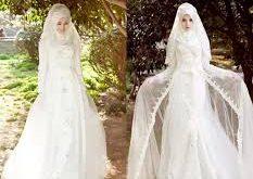 صورة فساتين اعراس فخمه , تالقى يوم عرسك بارقى واجمل فستان