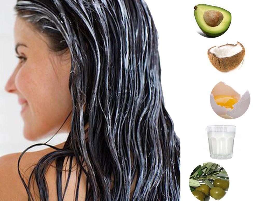 صورة احدث طرق للعناية بخصلة الشعر , طريقة تغذية الشعر