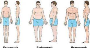 صورة تعرفى على نوع جسم زوجك , انواع اجسام الرجال