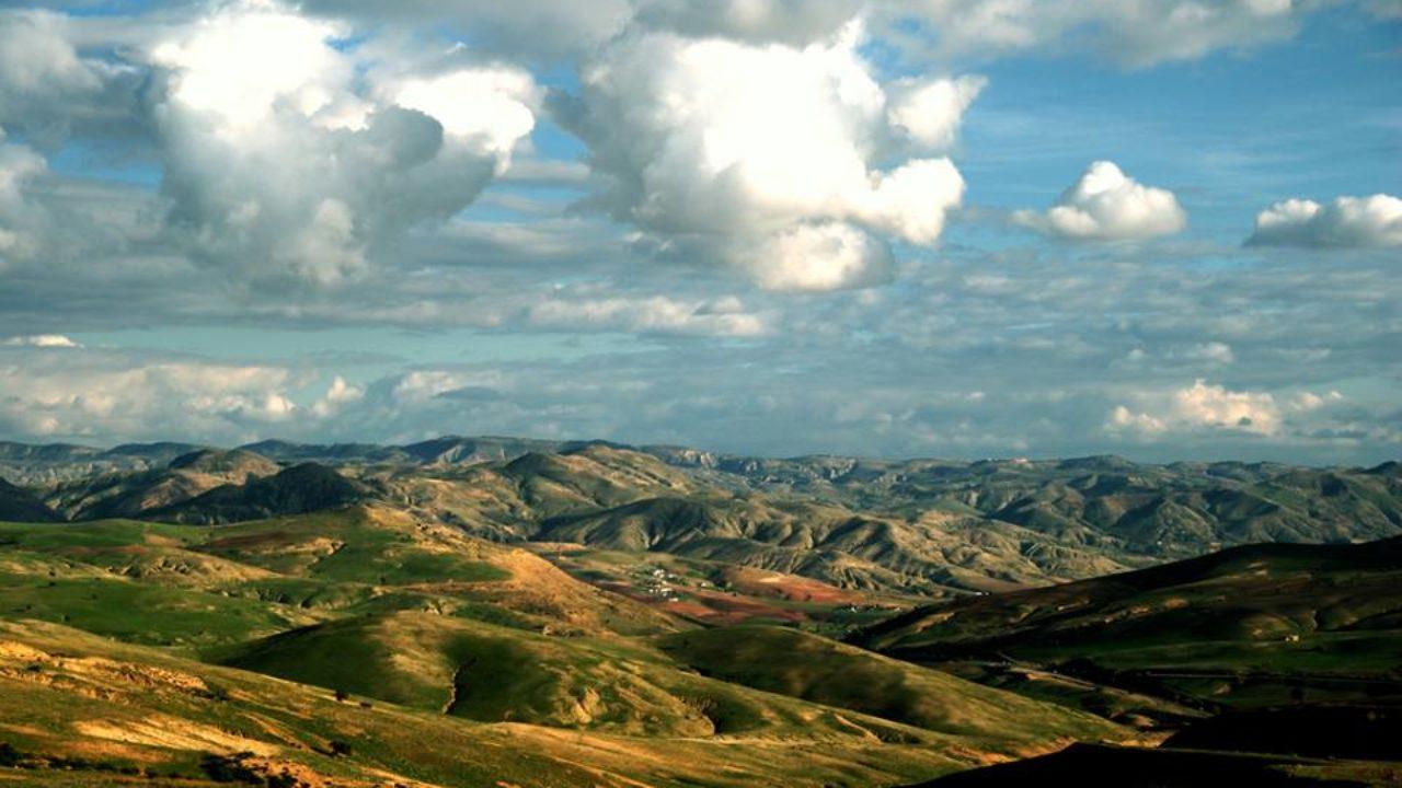 صورة الله على جمال المناظر الطبيعية فى الجزائر وهم , مناظر خلابة في الجزائر 272 7