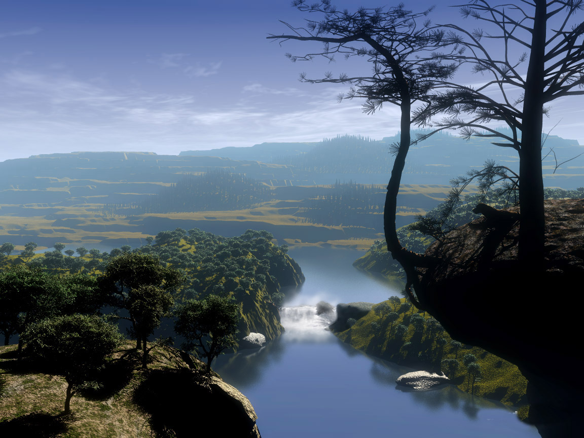 صورة الله على جمال المناظر الطبيعية فى الجزائر وهم , مناظر خلابة في الجزائر 272 8
