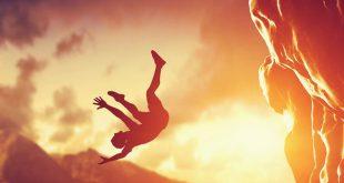 صورة تفسير رؤية السقوط من مكان عالى,رؤية شخص يسقط في المنام