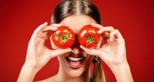 صورة تعرفى على احدث ماسكات مختلفة بالطماطم,فوائد الطماطم للوجه