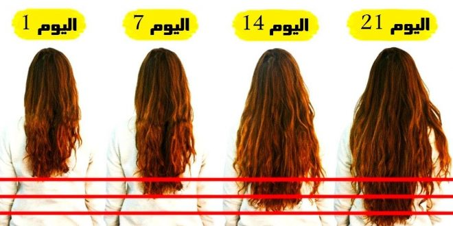 صورة تعرف على طرق طبيعية لنمو الشعر,نمو الشعر بسرعة