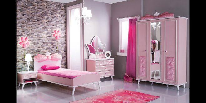 صورة تعرفى على الالوان العصرية لتزين غرفة الفتيات,اجمل غرف نوم للبنات المراهقات