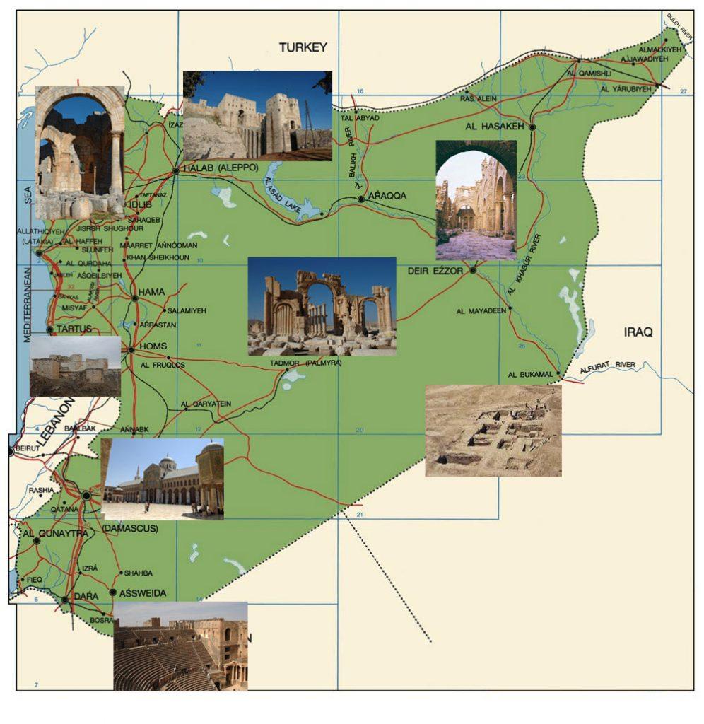 صورة اشهر حضارات العالم القديم,خريطة الحضارات القديمة 567 4
