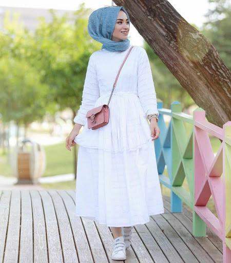 صورة الله على أحدث صيحات عالم الموضة والجمال للبنات,ستايلات بنات محجبات
