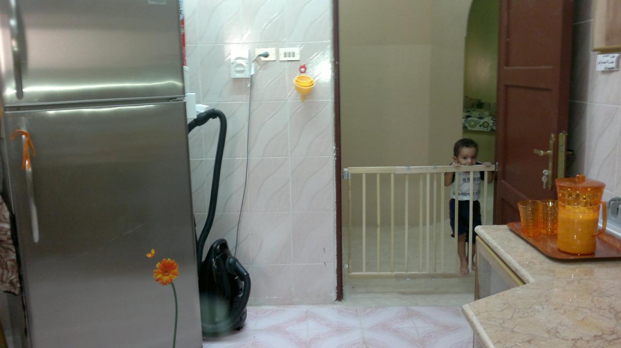 صورة هينفعك جدا لو معاكى طفل , حاجز للاطفال من ساكو 441