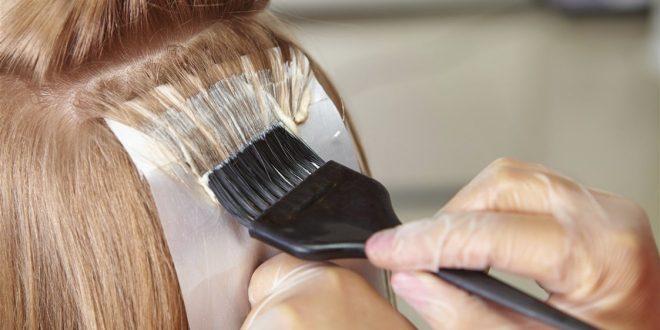 صورة ضار جدا اوعى , صباغة الشعر للحامل