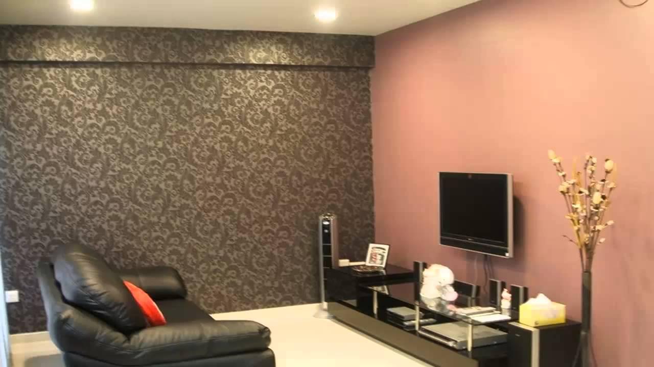 صورة تشكيلة من الالوان الكلاسيك , الوان صبغات الحائط 691 5