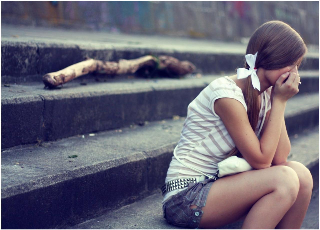 صورة صور بنات كول حزينه 952 22