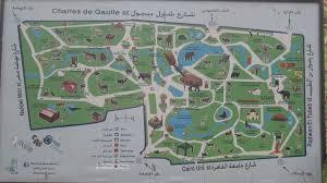 صورة اكبر حديقه حيوان فى الشرق الاوسط كلو , خريطة حديقة الحيوان 1740 5