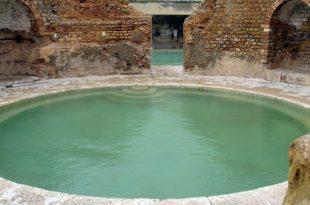 صورة اكثر اماكن هناك بيجيلها الملايين من السياح , الحمامات المعدنية في الجزائر 1947 1 310x205
